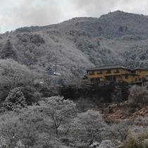 冬の樋口(外観)プラン画像
