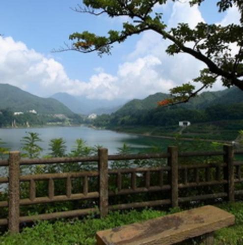 赤谷湖自然遊歩道