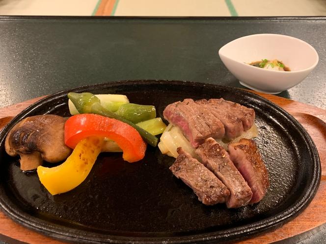 上州牛ハーフステーキ