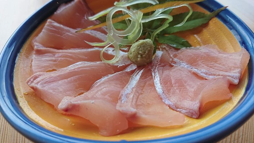 幻の魚 いとう のお刺身