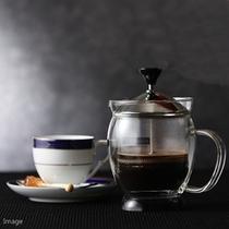 ■ロビーラウンジ  香り高く味わい深いのコーヒー(イメ-ジ)