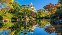 【周辺観光】大阪城公園