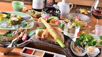 【レストラン】2階「串揚げ 春夏秋冬」