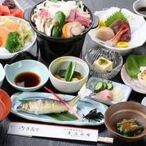 ■お食事(一例)