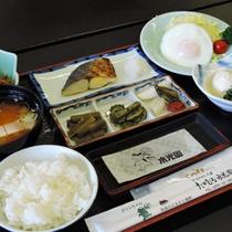 *【朝食全体例】和朝食をご用意いたします。