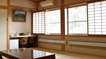 *【客室/本館15畳】大人数での御利用におすすめのお部屋となっております。
