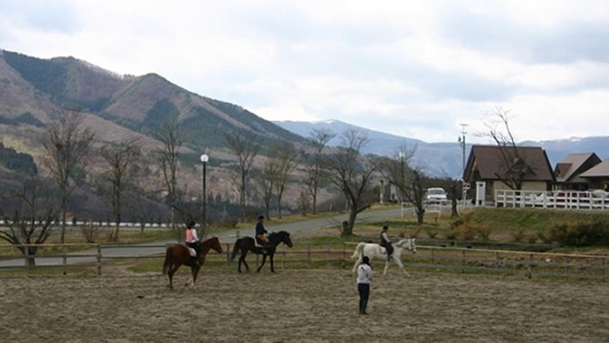 *【乗馬体験】馬に乗りながら見る景色は一味違います!