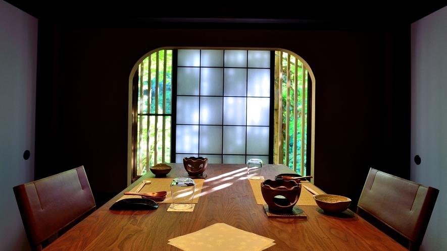 *【食事処/仙人】落ち着いた空間で美食を