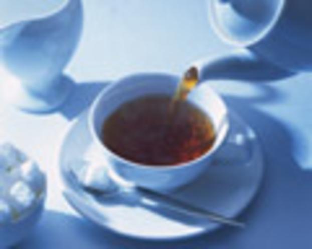 喫茶フルールのブレックファーストノホットコーヒーはおかわり自由♪