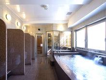 女性浴場(内湯)