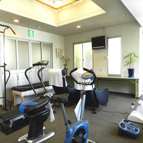10階トレーニングルーム