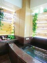 女性浴場(露天)