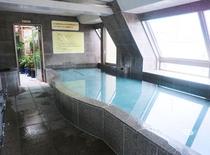 10階男性浴場(内湯) 道後温泉引き湯