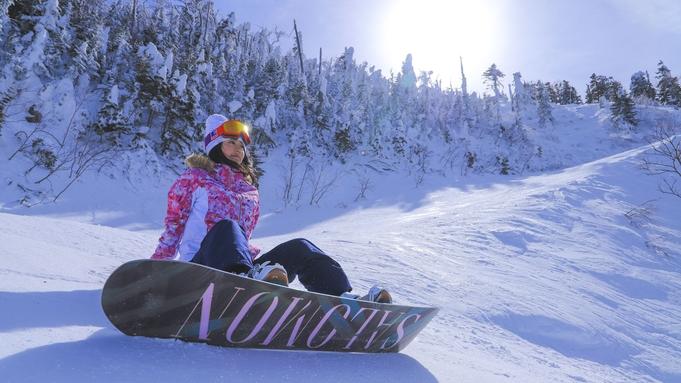 【冬★1泊2食】志賀高原一の瀬スキー場徒歩1分!ホテルジャパン志賀スタンダードプラン
