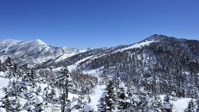 【年末年始☆素泊り】年越しはスキーを楽しみながら♪自由気ままなスキー旅