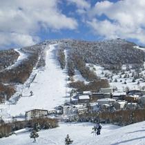 ■【冬】志賀高原一の瀬スキーエリア