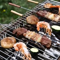 ■【夏・BBQ】志賀高原で本格BBQ!