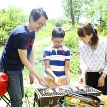 ■【夏・BBQ】ご家族の夏の思い出に