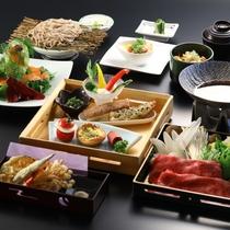 ■【9月連休特別『肉』プラン】すき焼き御膳。メインは信州牛のすき焼き。旨みたっぷり♪