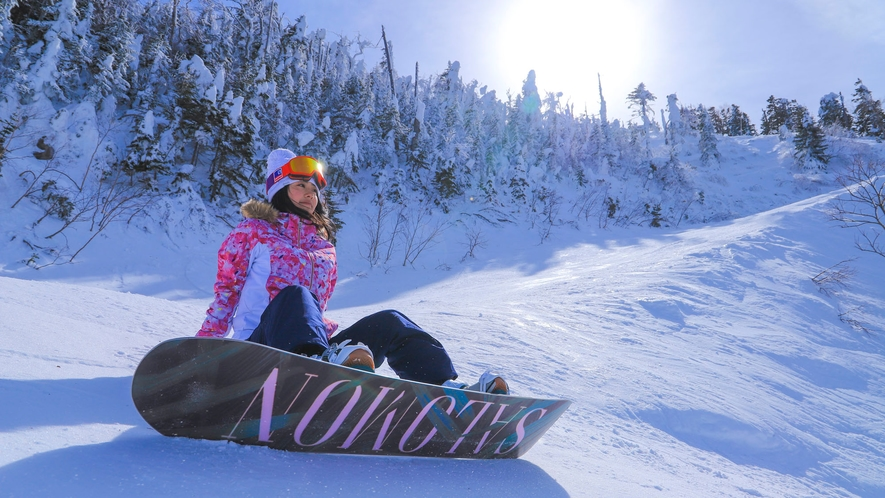 【冬】スキー&スノボを楽しむなら志賀高原へ!