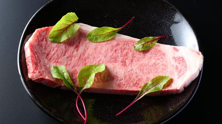 【焼肉】『焼肉おてんま』サーロインステーキを贅沢に♪