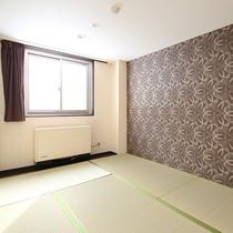 ■【かもしか館■和洋室】洋室の隣には、お寛ぎいただける和室があります