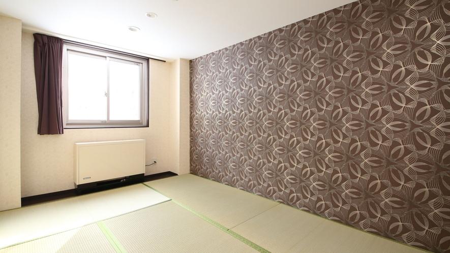 【かもしか館■和洋室】洋室の隣には、お寛ぎいただける和室があります