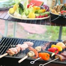 ■【夏・BBQ】ファミリーで友達同士で自由気ままに楽しめます♪