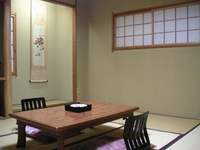 J2タイプ(トイレ付和室8畳)一例