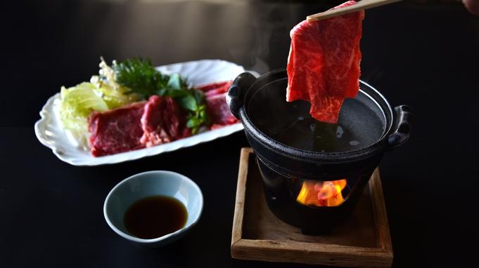 【当館人気!11時アウトでのんびり ふくしまプライド。】福島牛対米沢牛の食べ比べ!コース