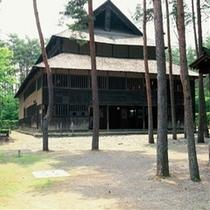 民家園(広瀬座)