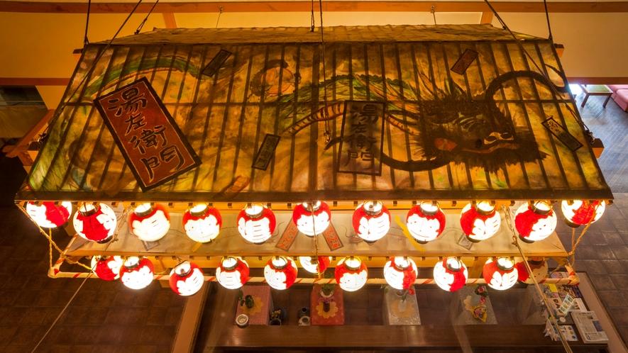 館内各所でお祭り要素をお楽しみいただけます!