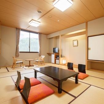 【ホテルさつき】和室/本間12畳+広縁付き