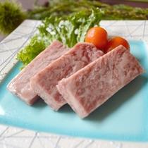 岩手が生んだブランド牛「前沢牛」のステーキ