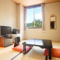 【ホテルさつき】和室/6畳