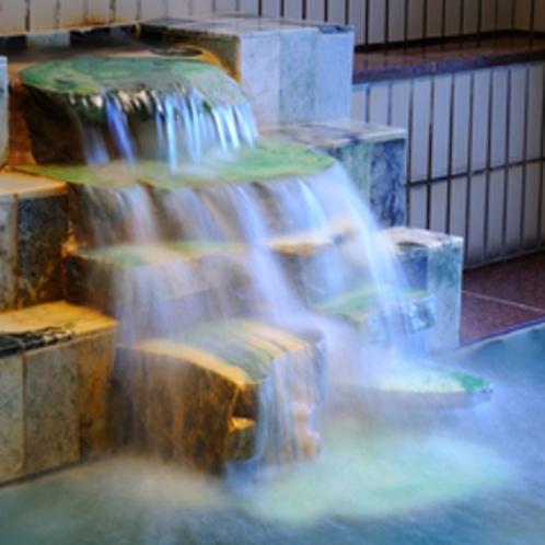 【別邸楓】大浴場「美里の湯」湯口
