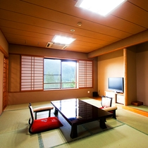 特別和室の12畳間