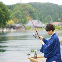 ■専用釣り桟橋■