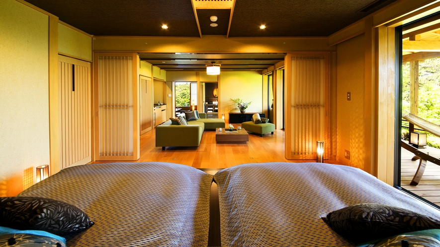 ■BAY suiteベイスイート-翡翠-2■(100㎡)