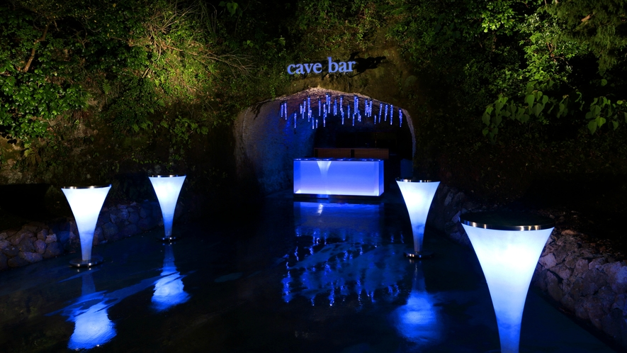 ■THE CAVE BAR■