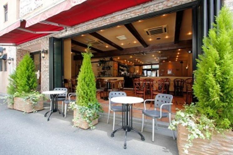 カフェラヴォワ(朝食会場)