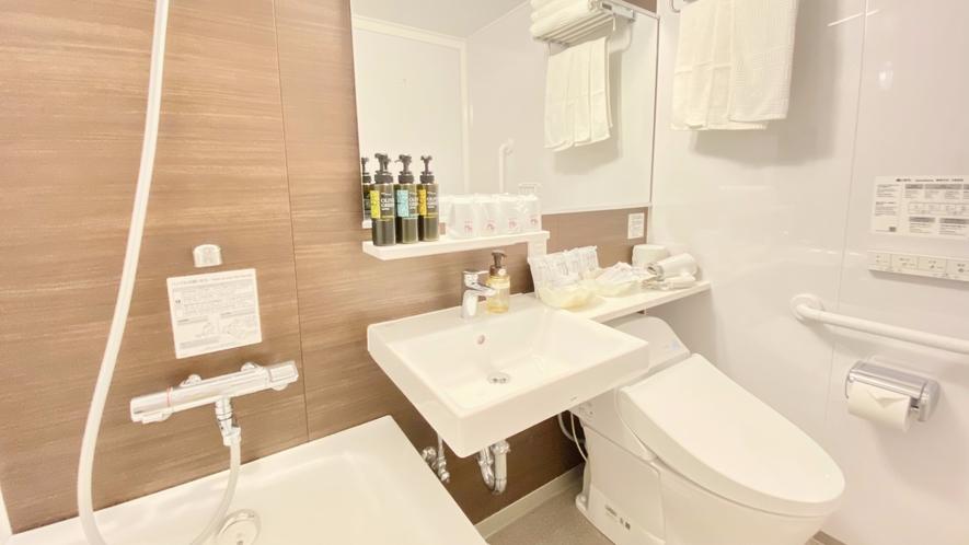 ユニバーサルデザイン バスルーム