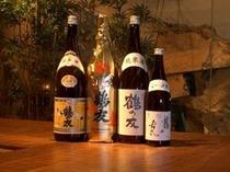 旅籠 日本酒等