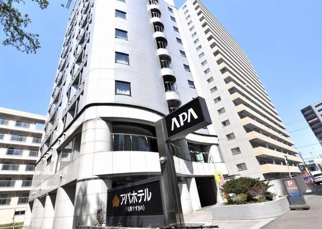 アパホテル<札幌すすきの>(全室禁煙)
