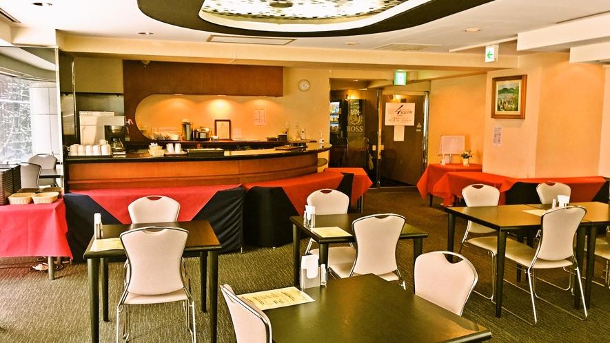 2Fレストラン【店内】