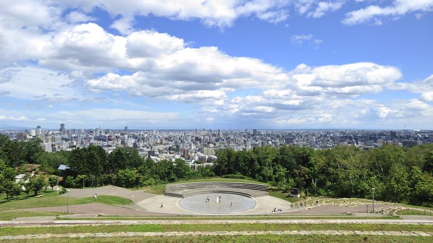旭山記念公園昼