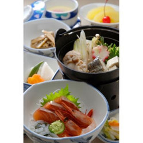 日替わりお鍋の和食膳