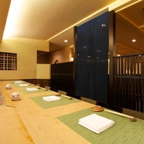 【こよみ】寿司カウンター