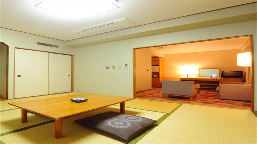 和室。6畳or8畳+リビング付で30〜36㎡♪