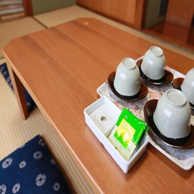 【和室 8畳】ファミリーやグループに、お得な宿泊プラン  Wi-Fi完備!